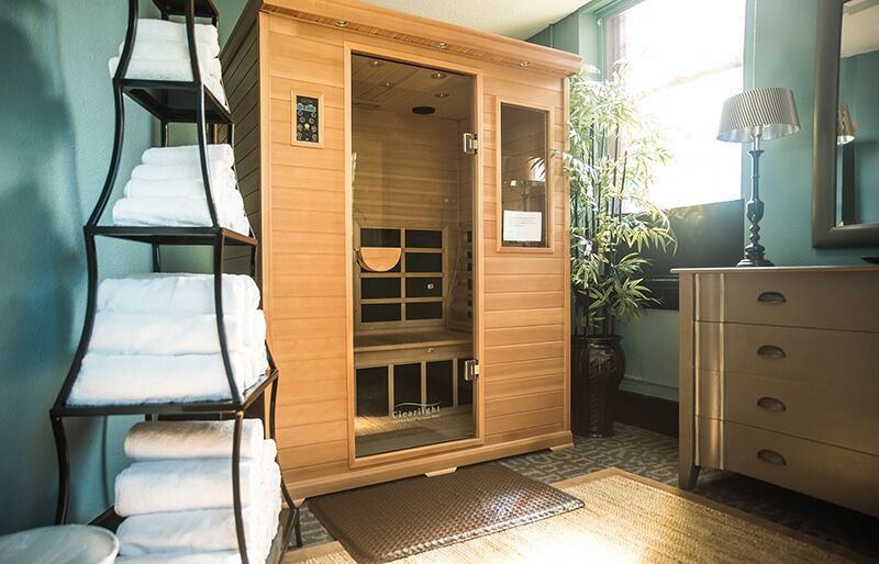 FIT Far Infrared Sauna Room